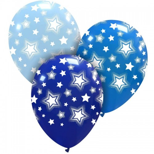 "12"" Stelle Luminose Blu..."