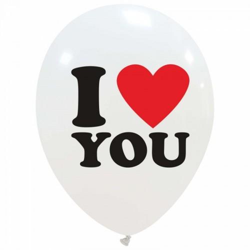 """12"""" I Love You 2 Colori..."""