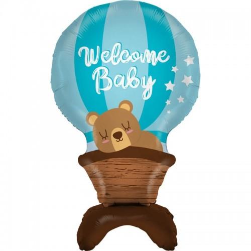 Mongolfiera Welcome Baby...