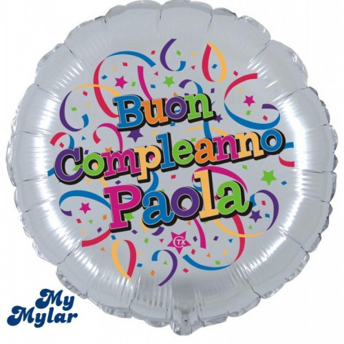 MyMylar - Buon Compleanno +...