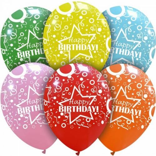 "12"" Happy Birthday Matto..."