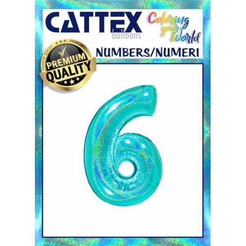 "7"" Numero 9 Mini (PM/N18-9)"