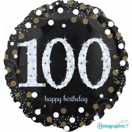 100 Compleanno Scintillante...