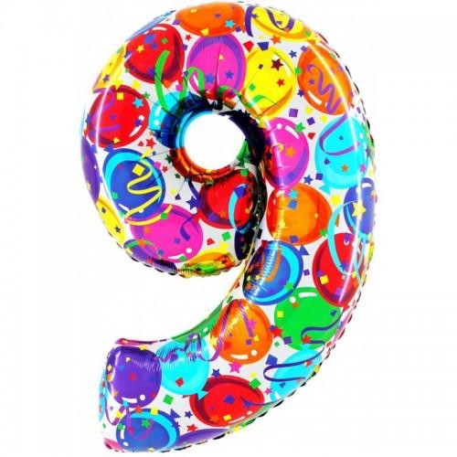 "Zebraloon Maxi Numero ""1""..."
