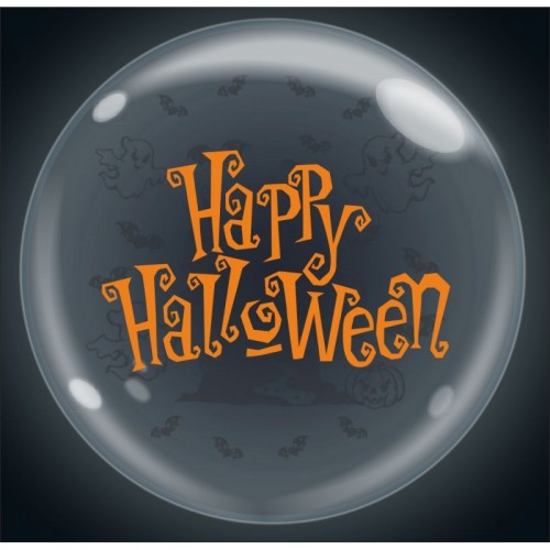 Bubble Party - Halloween...